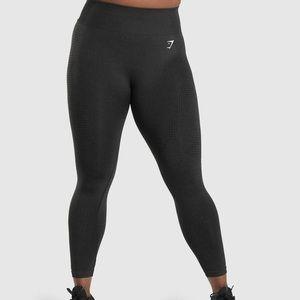 Gymshark Vital Seamless 2.0 Leggings Black Size M